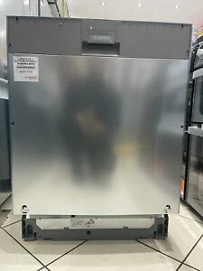 BOSCH SMD6ZCX60G Fully Integrated Dishwasher- 2 year parts & labour warranty