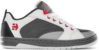 Etnies Mens Czar GREY/WHITE/RED Skateboard Shoes Trainers Size 9 - Free Ship