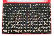 "190pcs BRAND NEW  M1 .061-.250 STEEL  PIN GAGE SET MINUS (-0.0002"")"