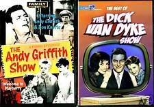 The Andy Griffith Show & The Best Of The Dick Van Dyke Show - 2 DVDs
