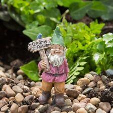 Miniature Garden Buddy Gnome, New, Fairy, Terrarium, Dollhouse