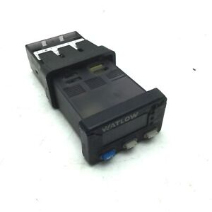 Watlow 935A-1CD1-000G Temperature Limit Process Controller 24-28 VAC/DC
