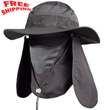Fishing Cap Neck Face Flap Fashion Summer Outdoor Sun Protection hat Men hunting