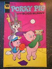 Warner Bros. Porky Pig & Bugs Bunny #71 Oct.1976 Western Publishing VF+ 8.5