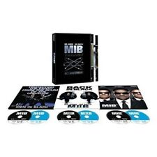 Men in Black Trilogy: 20th Anniv. (4K Ultra Hd/Blu-ray, 2017, 6-Disc)