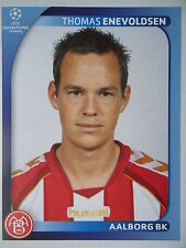 Panini 36 Thomas Enevoldsen Aalborg BK UEFA CL 2008/09
