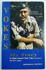 WW2 German Vokes My Story by Major General Chris Vokes Reference Book