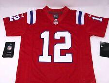 Nike Tom Brady New England Patriots Throwback Jersey Youth Kids Size XLarge XL