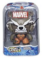HAsbro Marvel Mighty Muggs Rocket Raccoon Gift Toy Rare