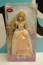 Disney Store Rapunzel Tagled Ever After Wedding Doll Barbie