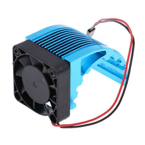 4274/7282/1515 42mm Motor Heat Sink with 40mm Fan for 1/8 RC Models Cooling