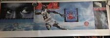 Original New In Roll Nike Michael Jordan  Poster 23x72
