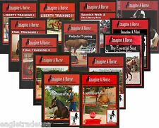 Trick Training Horses - Complete 16 DVD Set by Imagine A Horse