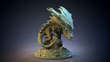 GOLDEN DRAGON - RPG / TABLETOP GAMING - by Clay Cyanide Studios