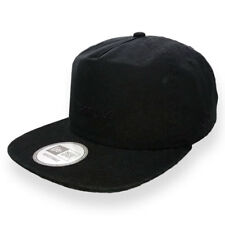 NEW ERA 'NO REFUNDS' LOGO STRAPBACK CAP