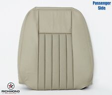 2003 2004 Lincoln Navigator -Passenger Side Lean Back Leather Seat Cover TAN AC