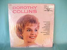 Dorothy Collins, Vocalion Records VL 3724, SEALED, Pop, Barney Kessel Trio