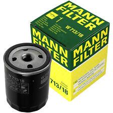 Original MANN-FILTER Ölfilter Oelfilter W 713/18 Oil Filter
