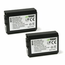 Wasabi Power Battery for Sony NP-FW50 (2-Pack)