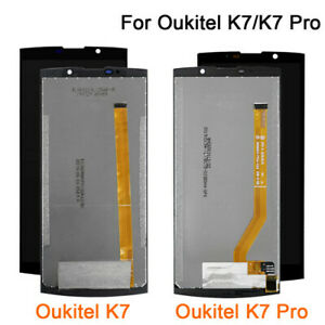 For Oukitel K7 / K7 Pro LCD Display Assembly Touch Screen Digitizer Glass