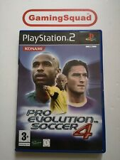 Pro Evolution Soccer 4 PS2, Supplied by Gaming Squad