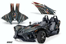 AMR Racing Polaris Slingshot SL Roadster Trim Kit Graphic Wrap Decal 15-16 WW2
