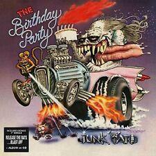 The Birthday Party - JunkYard LP + 7'' + CD Record Vinyl - BRAND NEW Nick Cave