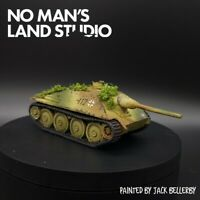 Pro Painted 28mm bolt action German hetzer tank destroyer (resin & metal) ww2