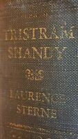 The Life and Opinions of Tristram Shandy Gentleman Laurence Sterne 1925 First Ed
