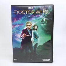Doctor Who: Peter Capaldi (Dvd) 9 Disc Set