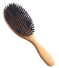 Cepillo de madera para barba bigote patillas limpieza casa hogar madera natural