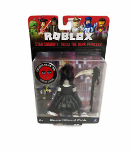 NEW 2021 ROBLOX Star Sorority TREXA The Dark Princess Tears of Sorrow Face Code