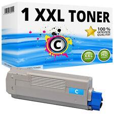 1x XXL TONER Cyan für OKI Data C5600 C5600N C5600DN C5700 C5700N C5700DN