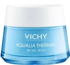 VICHY Aqualia Thermal Hydrating Face Cream Day 50ml Dry Sensitive Skin
