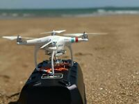 Drone DJI Phantom 1 2 3 Attachment Fishing Payload Bait Dropper SEE VIDEO