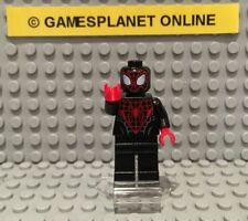 Building Super Heroes LEGO Minifigures