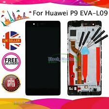 For Huawei P9 Screen Replacement EVA-L09 L19 LCD Touch Digitizer Display Black