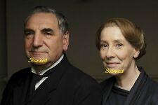 Jim Carter & Phyllis Logan DOWNTON ABBEY Mr Carson & Mrs Hughes picture #3562