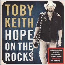 TOBY KEITH - HOPE ON THE ROCKS CD w/BONUS Trx I LIKE GIRLS THAT DRINK BEER *NEW*