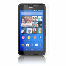 HD Tempered Glass Screen Protectors 9h Hardness 2.5D Films For Sony Xperia E4G