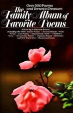 The Family Album of Favorite Poems by Various:  (BRAND NEW )