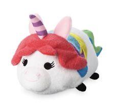 "Disney Store Rainbow Unicorn Tsum Tsum Plush - Inside Out - Medium 10"""