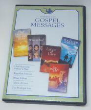 Introductory Gospel Messages DVD Our Heavenly Father's Plan + 4 More Stories LDS