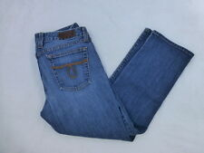 WOMENS LUCKY BRAND LOLA ANKLE CROP JEANS SIZE 10 #W1817