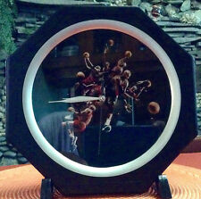Michael Jordan Memorabilia Collectors' Wall Clock