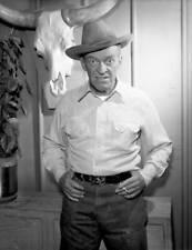 OLD CBS RADIO TV PHOTO Colonel Humphrey Flack TV Comedy with Frank Jenks