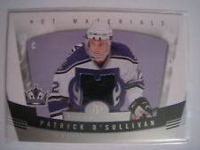 Patrick O'sullivan 2006-07 Fleer HOT MATERIALS JERSEY