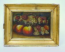 Gemälde Bild Stilleben  sign. 1882