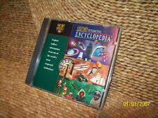 OXFORD INTERACTIVE ENCYCLOPEDIA - CD / CD-ROM - 1997