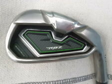 PRE LOVED TAYLORMADE RBZ GOLF CLUB ~ 6 IRON ~ RBZ REGULAR FLEX STEEL SHAFT ~
